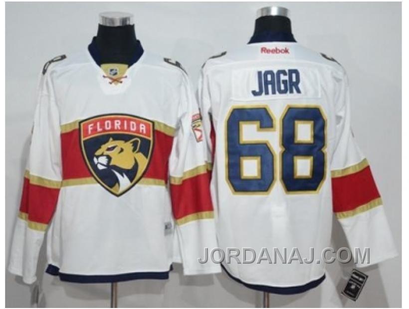 http   www.jordanaj.com men-florida-panthers-68-jaromir-jagr-white ... 447bb1e21