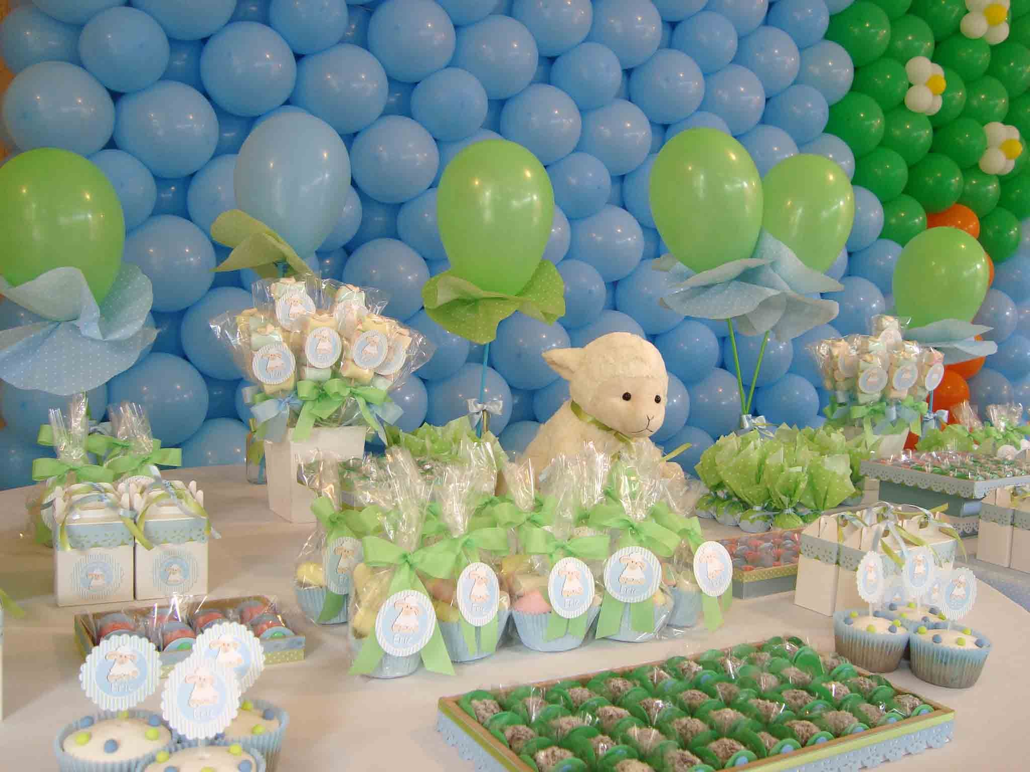 Festa Infantil Personalizada Tema Ovelhinha ovelhinhas Cake Pops, Cake e Birthday