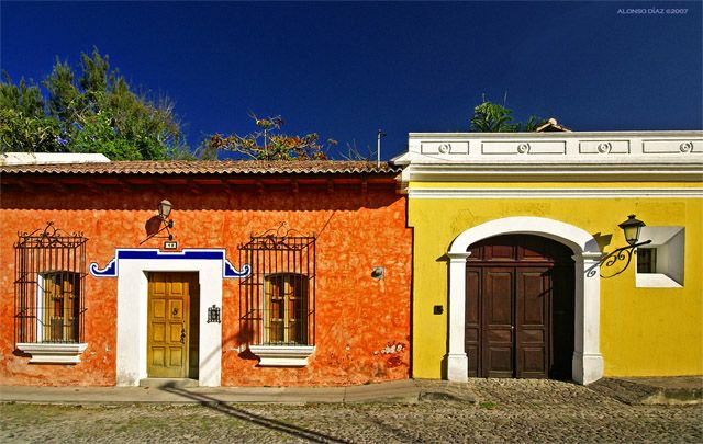 Antigua Guatemala One Of The Most Beautiful Cities In The World