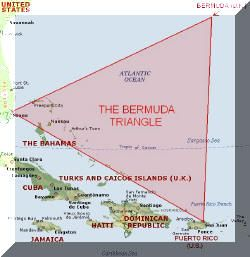 Travel Through The Bermuda Triangle Bermuda Triangle Mysterious