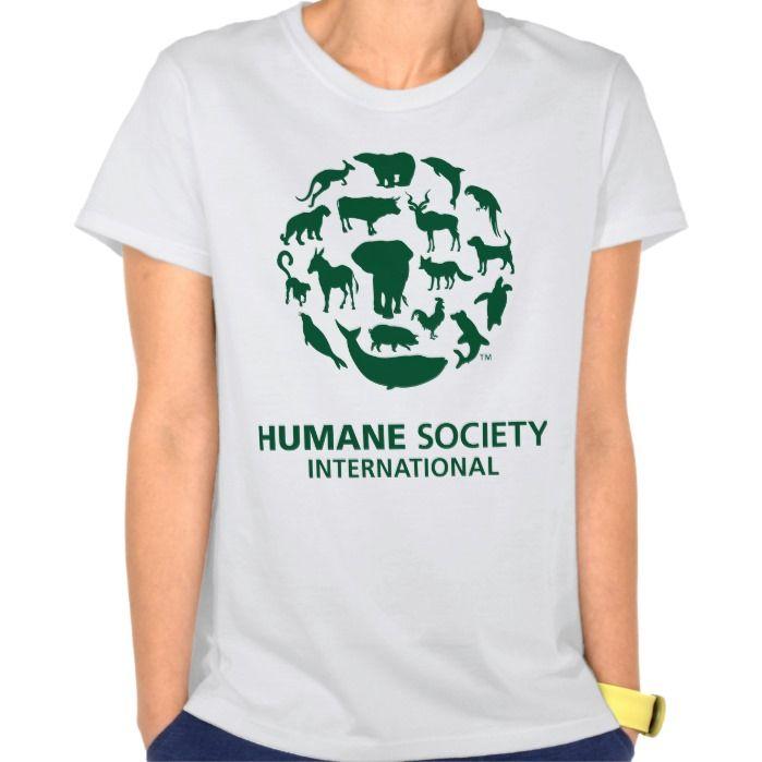 Humane Society International Tee T Shirt Hoodie Sweatshirt Sweatshirts Hoodie Shirts Society Tee