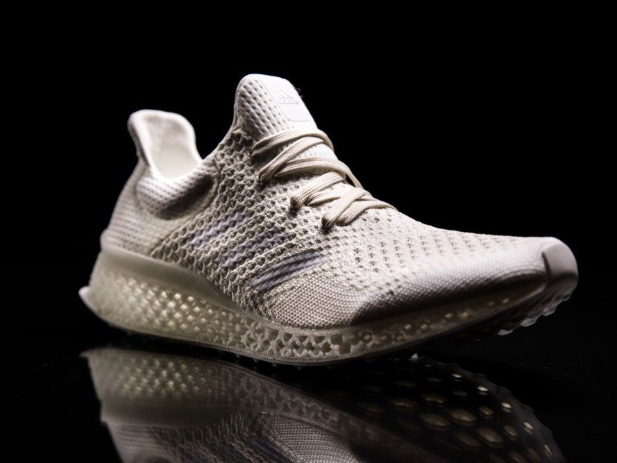 size 40 75c75 63430 Adidas unveils futuristic shoe that s 3D printed for a custom fit    Inhabitat - Sustainable Design Innovation, Eco Architecture, Green Building