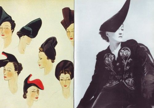 paul poiret designs | Poursuiving the talk about the designers who changed the essence of ...