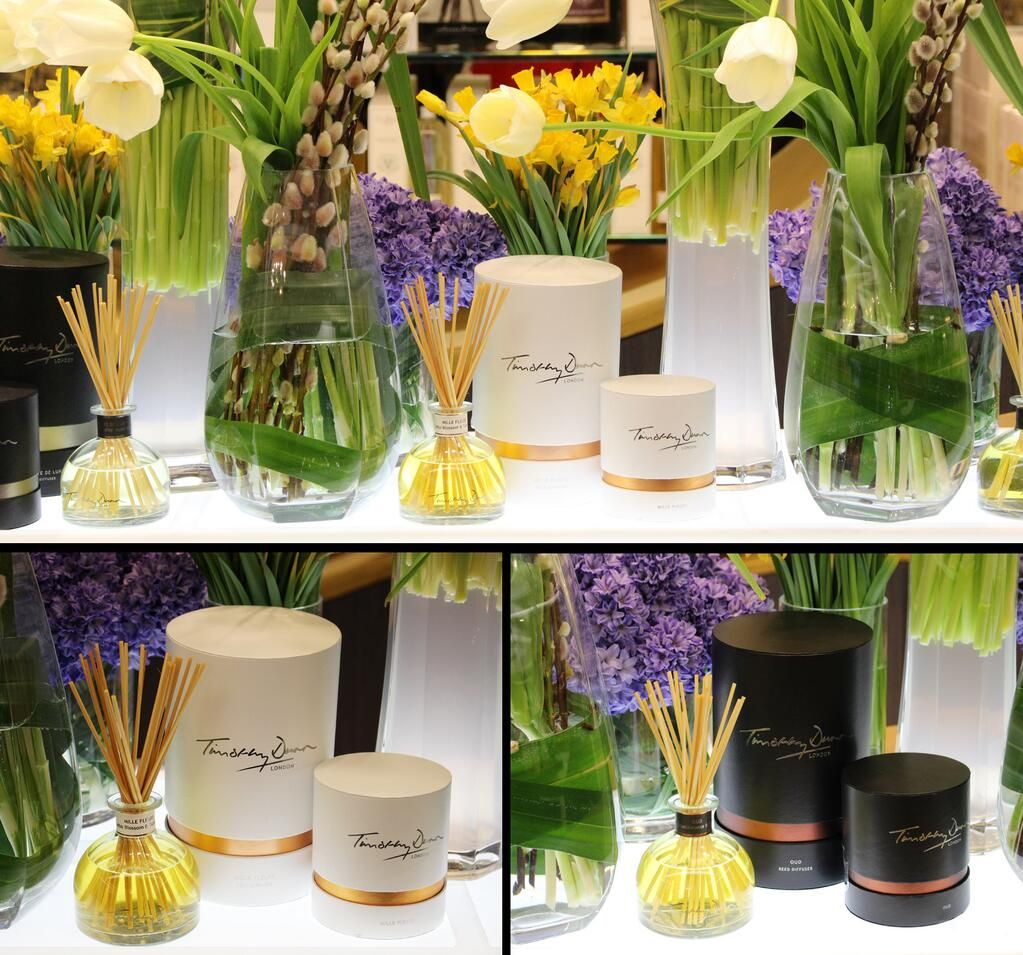 if we could define these timothy dunn fragrances in a word it would be opulent
