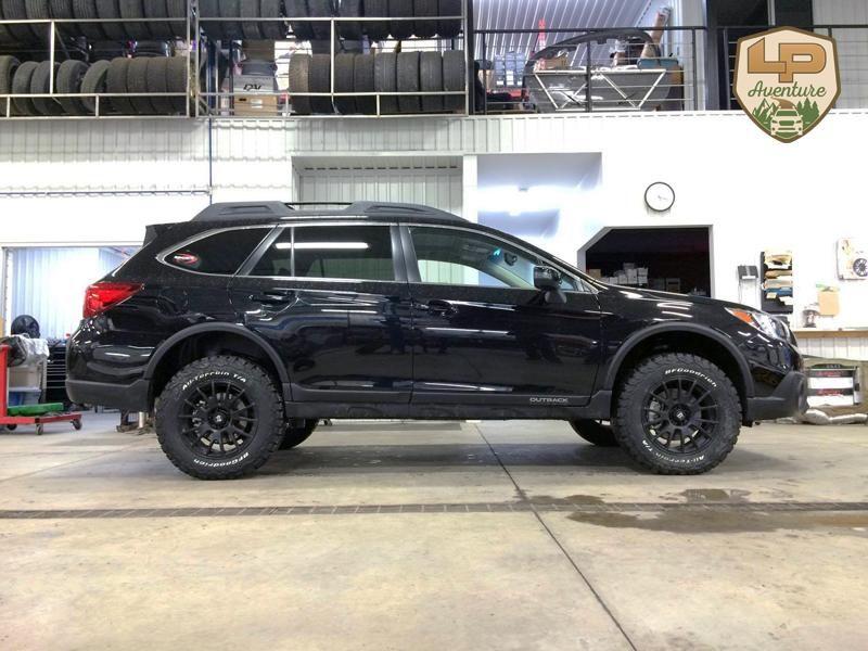 Subaru Outback Vs Impreza >> LP Aventure lift kit - Outback 2015-2019 | Subaru outback | Pinterest | Lift kits, Subaru and ...