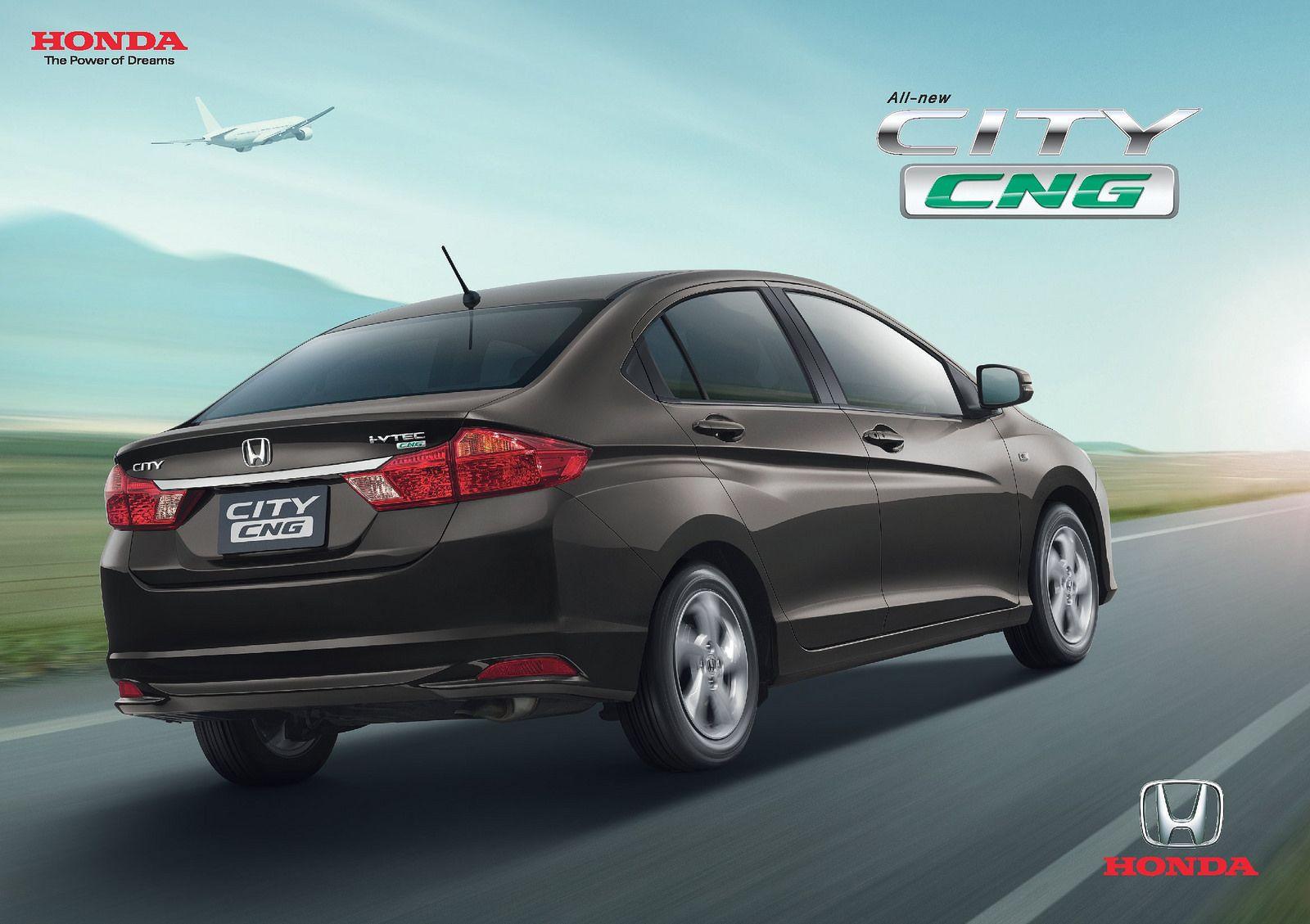 Honda City Mk6 CNG Thailand Brochure 2014