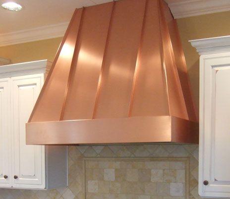 Standing Seam #Copper #Hood