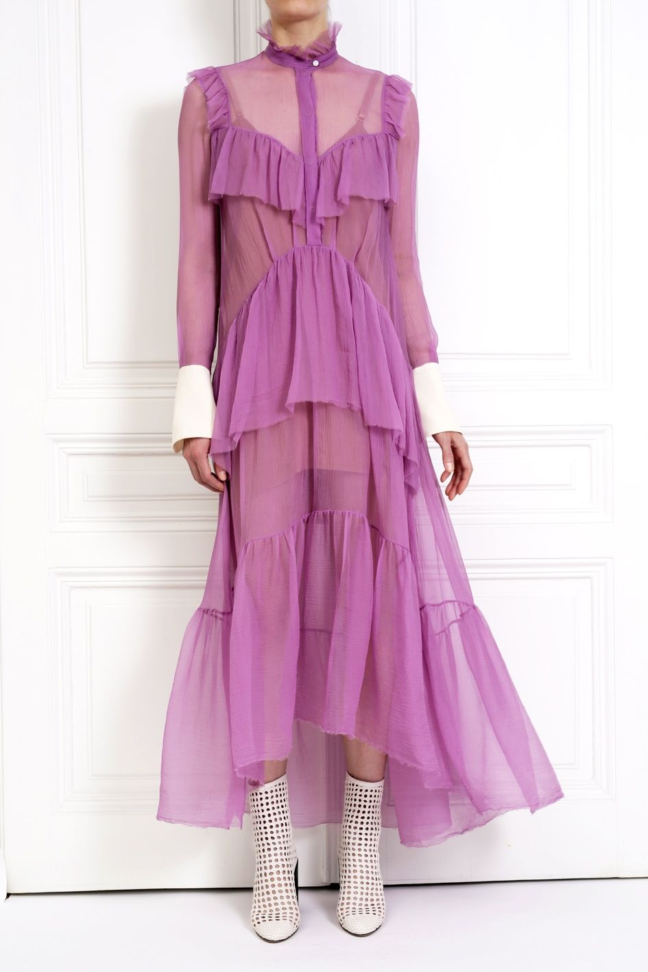 DRESSES - Long dresses Petar Petrov 281brAx0JU