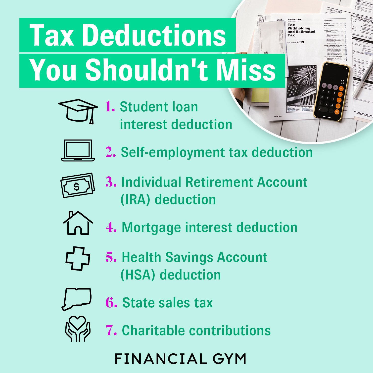 what can i deduct on my taxes 2015