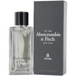 New Abercrombie Fitch Perfume 8 Eau De Parfum Spray 1.7 Oz For Women Stylish Modern Design by Abercrombie & Fitch. $69.43. 1.7 oz eau de Parfum Spary. Abercrombie & Fitch 8. For Young Women. Abercrombie & Fitch 8 For Women