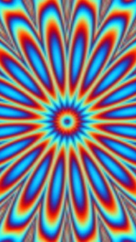 psychedelic art, symmetry, pattern, fractal art, art