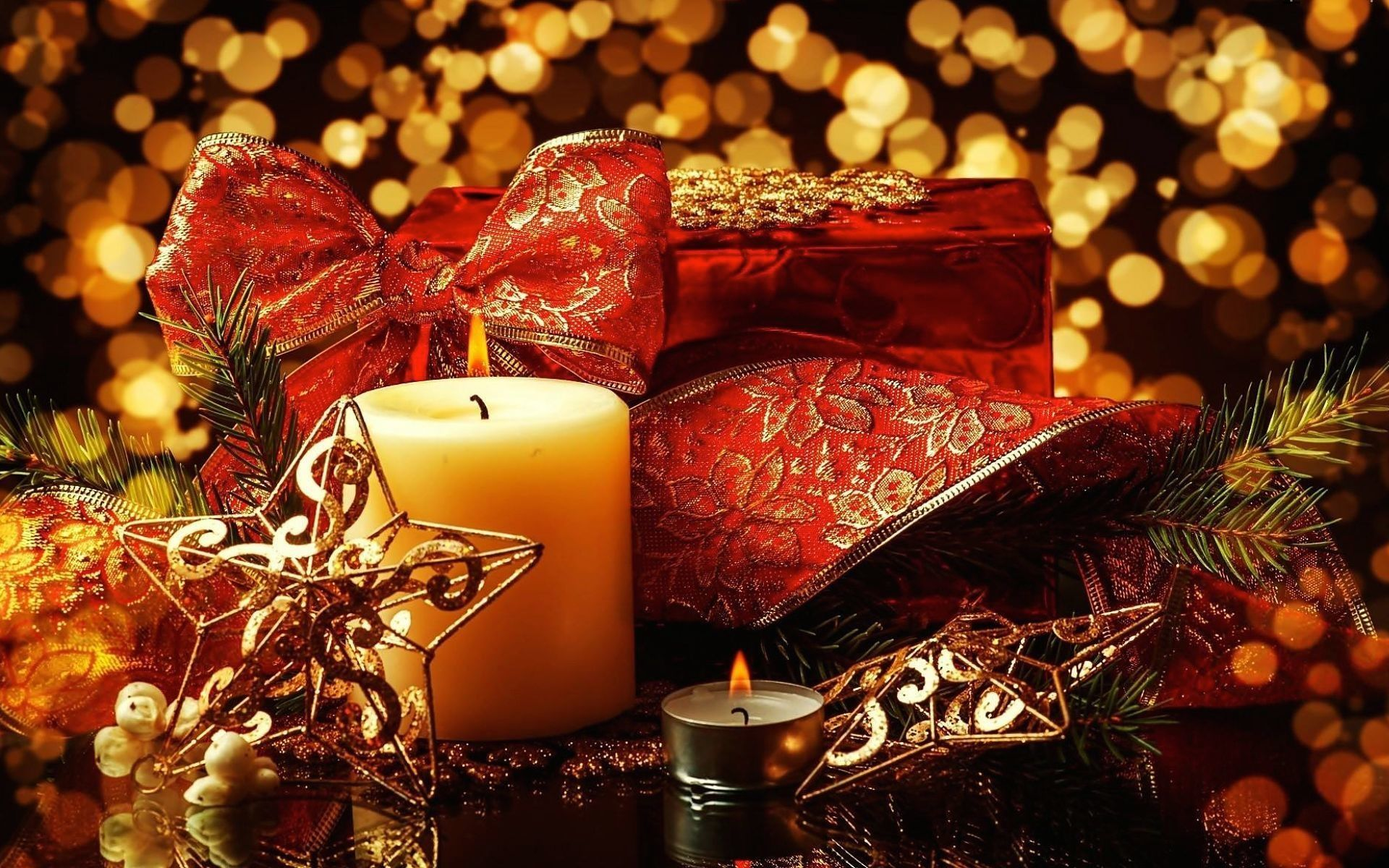 Xmas festive candles tablet wallpaper christmas holiday xmas festive candles tablet wallpaper christmas holiday tabletwallpaper voltagebd Image collections