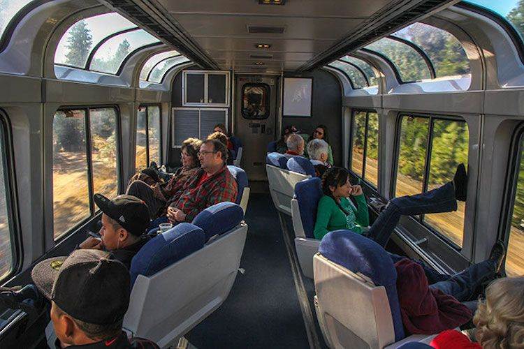 Amazing 213 Cross Country Train Ride Lets You See Usa S