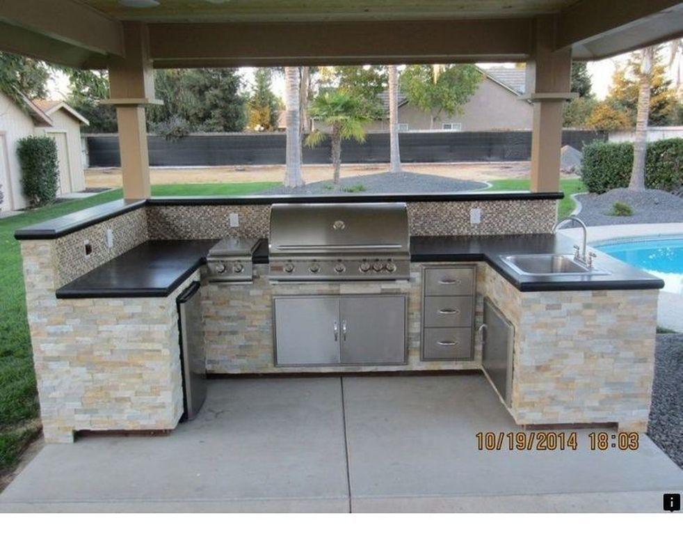 44 Beautiful Modular Outdoor Kitchens Design For Your Dream House In 2020 Modular Outdoor Kitchens Outdoor Kitchen Outdoor Kitchen Island