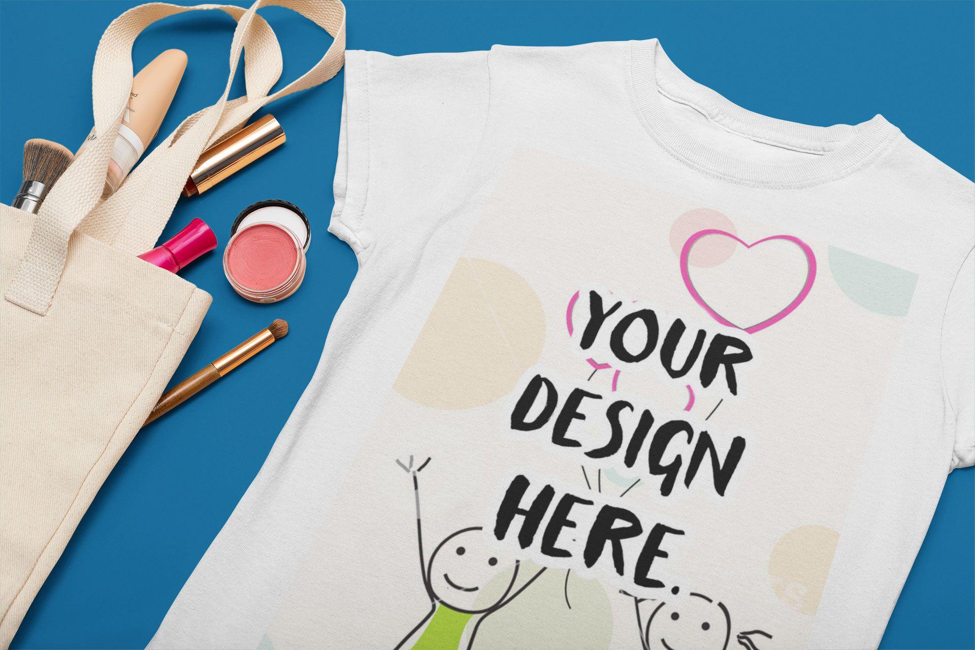 Download Flat Lay T Shirt Mockup Generator Clothing Mockup Shirt Mockup Tshirt Mockup