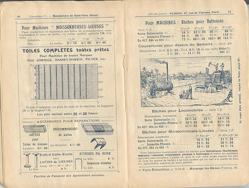 1911 catalog plisson - set/70 pg online by pillpat - sacs et baches p10