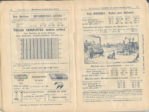 1911 catalog plisson - set/70 pg online by pillpat - sacs et baches p10