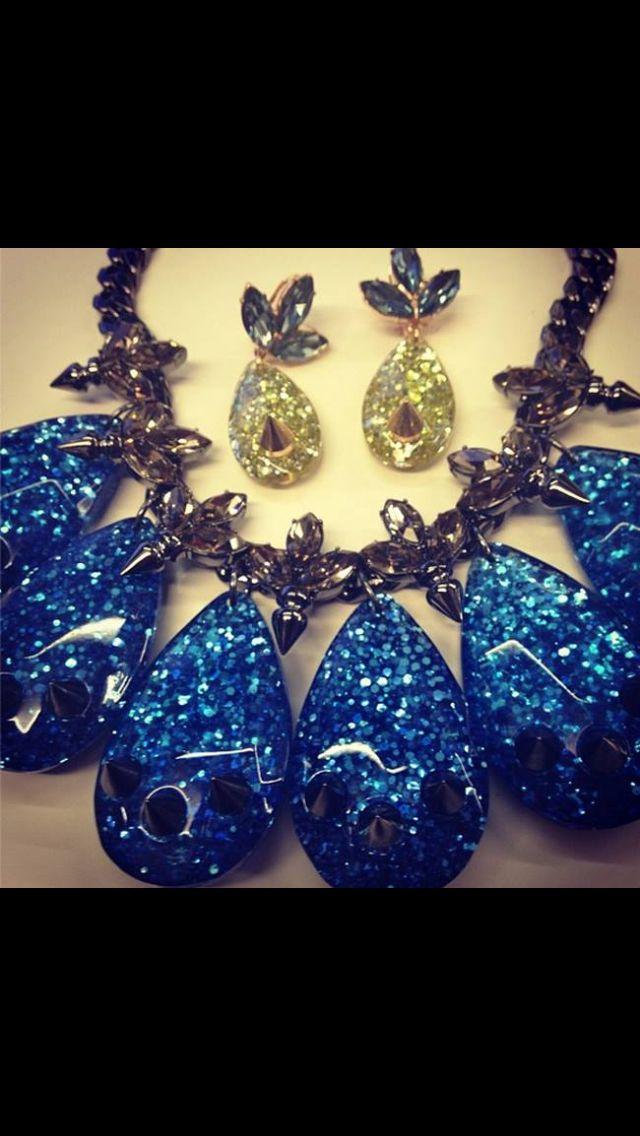 Starry night necklace ❤