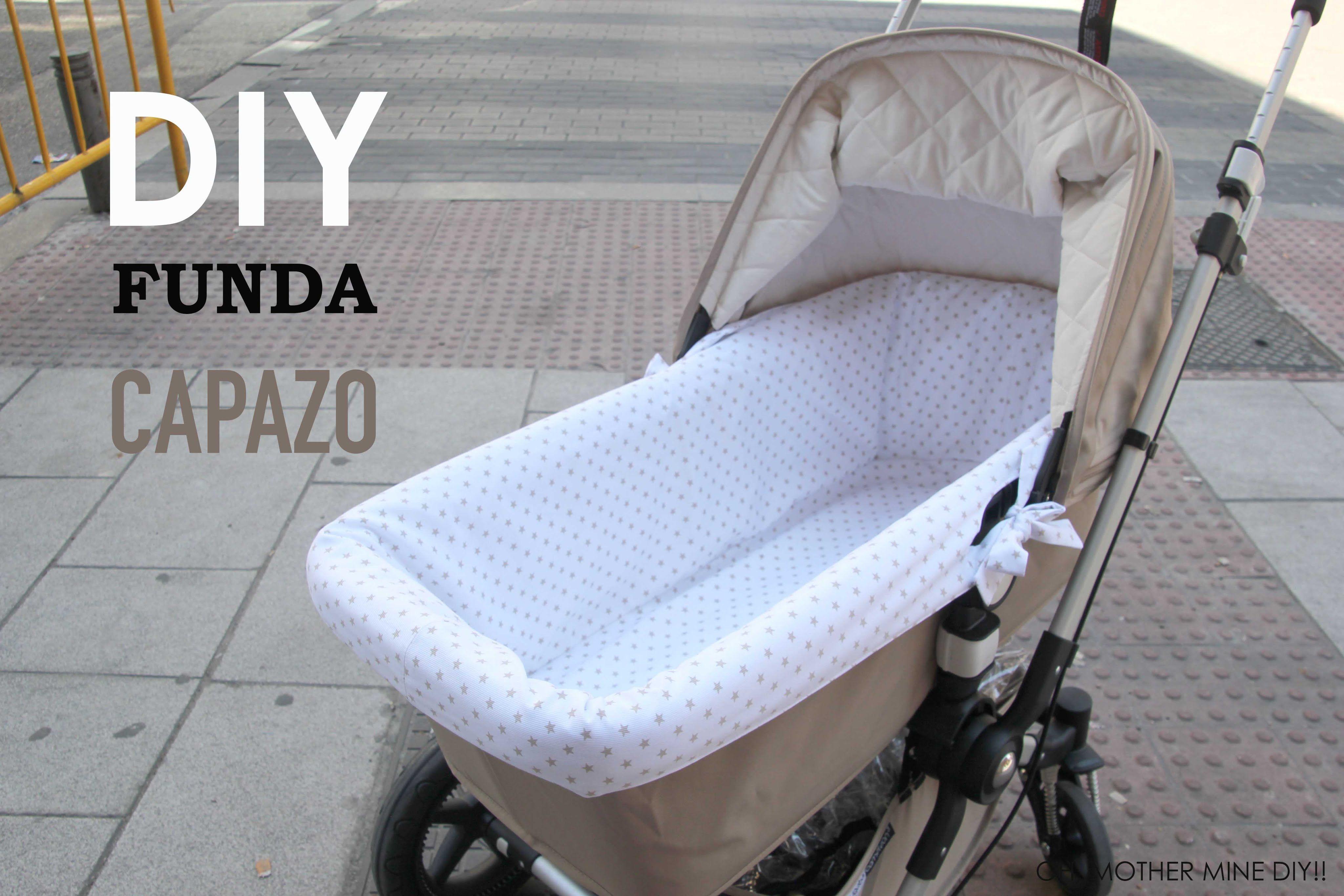 0431c6962 DIY Tutorial de funda para carrito de bebe: como hacer paso a paso esta  funda de capazo bugaboo. Los patrones los tenéis disponibles y gratis en el  blog.