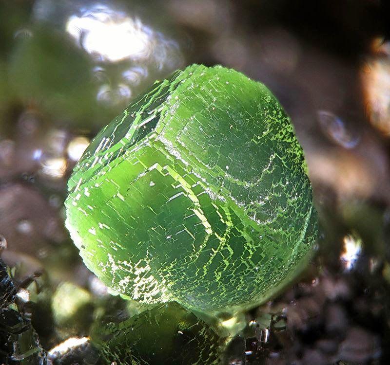 "Smithsonite  is a gemstone quality zinc carbonate (ZnCO3), sometimes referred to as ""zinc spar"".           Smithsonite |  #  Geology ..."
