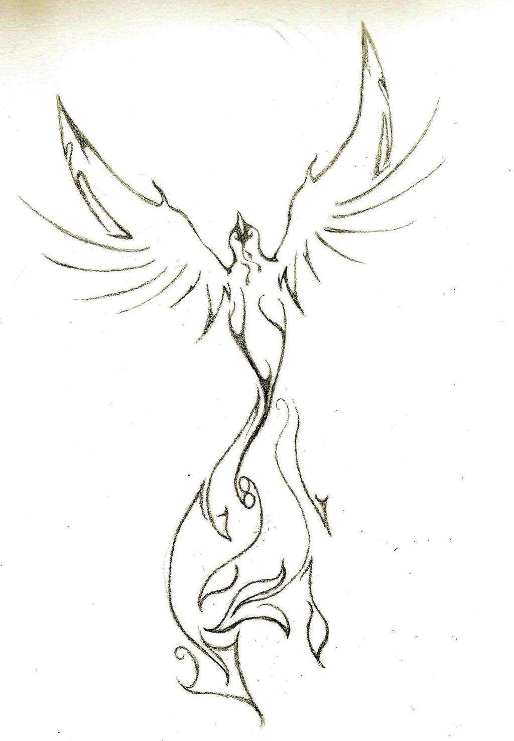Phoenix Tat Phoenix Tattoo Feminine Feather Tattoos