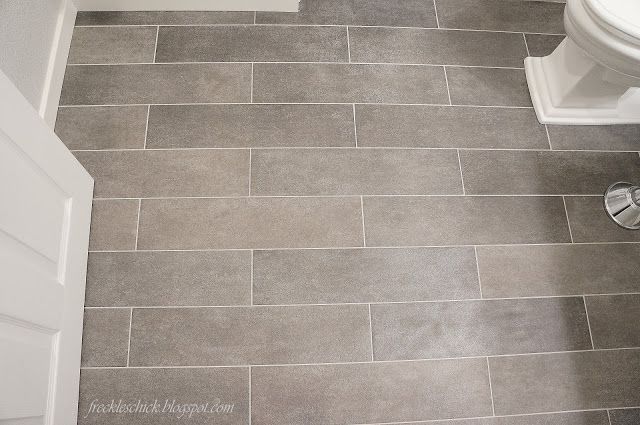 Plank Bathroom Floor Tiles Grout Minimum Grout Joint