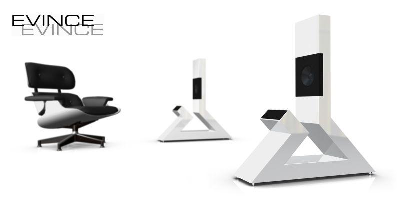 Thomas Scherer Audio Engineering High End Design Lautsprecher Speaker Design Speaker Lounge Chair Design