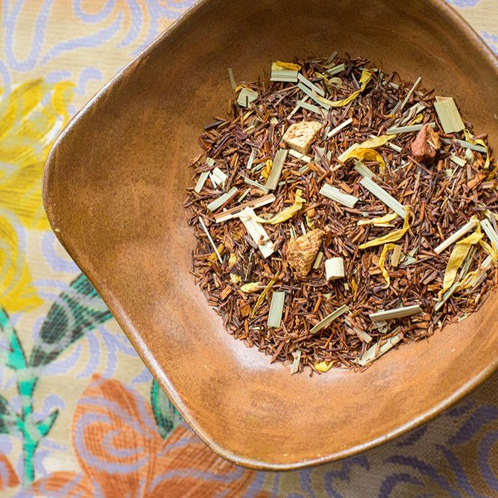 Sweet & tropical iced tea.  Organic Mangoberry | Herbal Tea | TeaSource