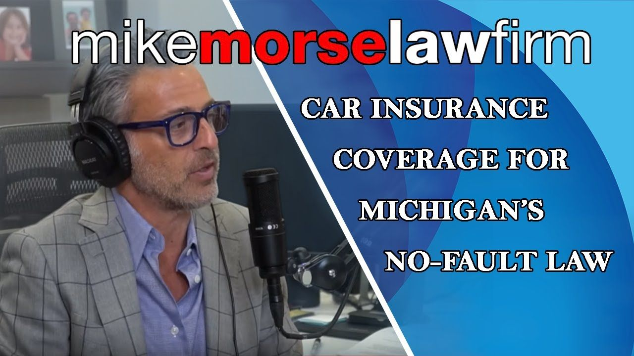 Car insurance coverage for michigans new no