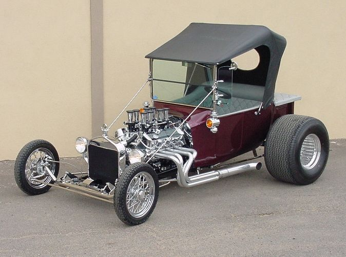 '23 TBucket Kit Car Muscle Cars, Hot Rods and Hawt