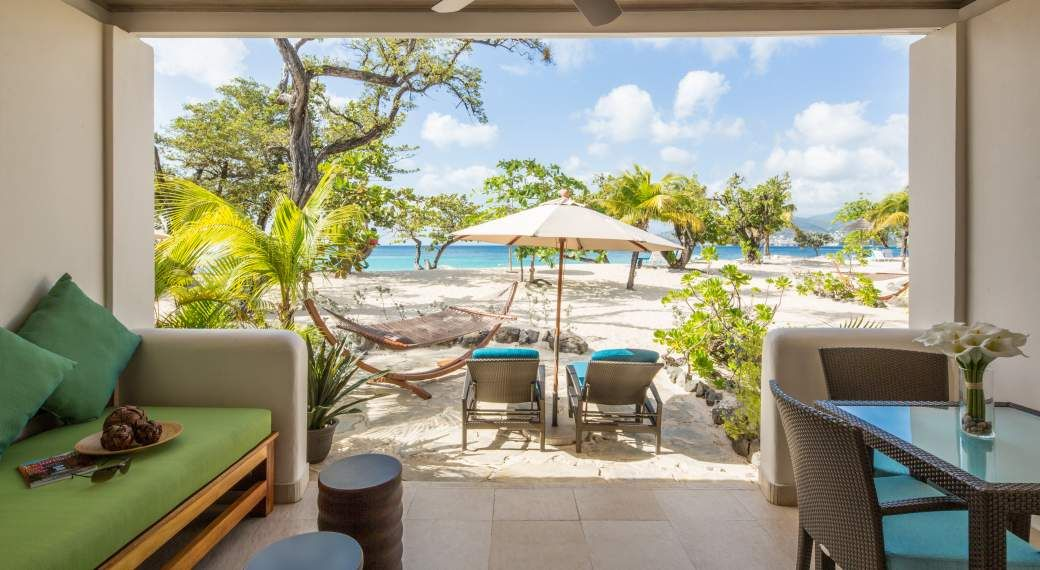 The Top Ten Luxury Hotels In The Caribbean #4   Spice Island Beach Resort,