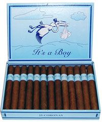 Must Find Announcement Cigars I Bet Steve Would Love Them