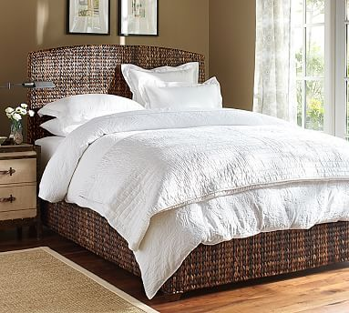 Seagrass Bed Headboards For Beds Seagrass Headboard Furniture