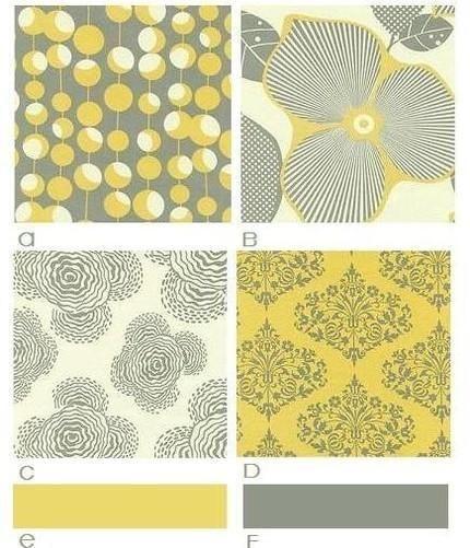 Yellow And Grey Nursery Miscellaneous Yellow Gray Nursery