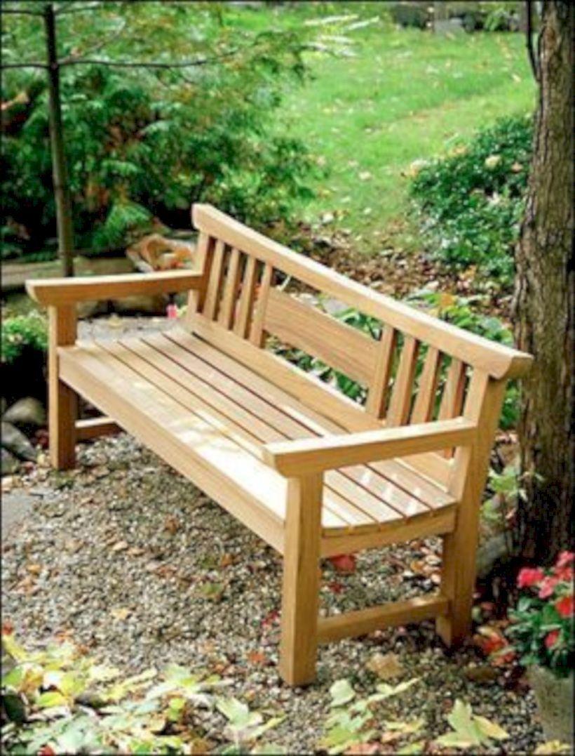 41 Teak Garden Benches Ideas For Your Outdoor Godiygo Com Garden Bench Plans Wooden Garden Benches Outdoor Bench
