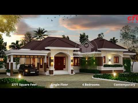 Exemplary Contemporary Home Designs By Creo Homes -