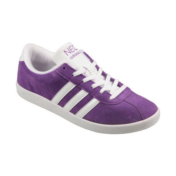 Adidas Neo Hoops Children Sports Shoes Baby Shoes F97857 White Pink Purple 25,5