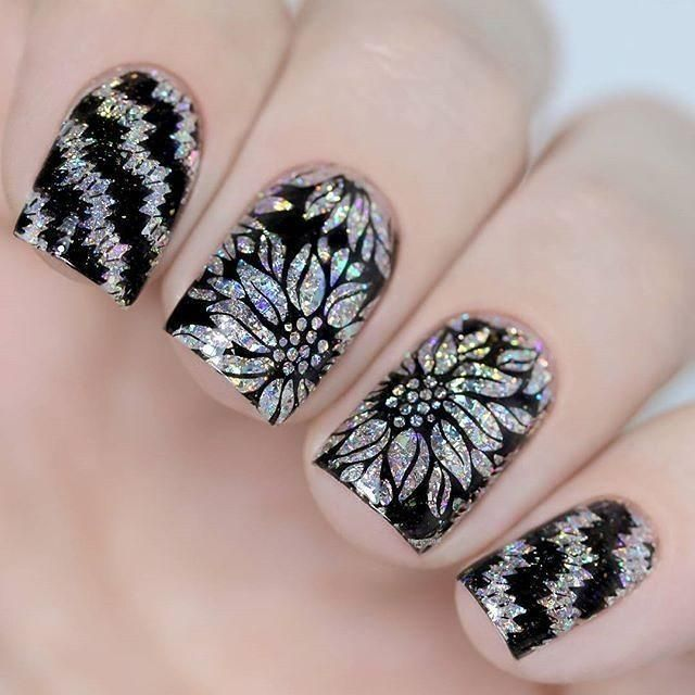 B024 Love Is Everywhere Whats Up Nails Long Nail Designs Ombre Nails Nail Art Ombre