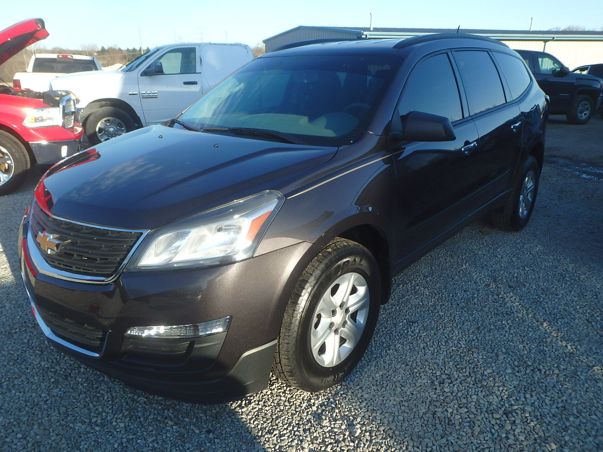 2015 chevrolet traverse ls awd cars usedcars autosales