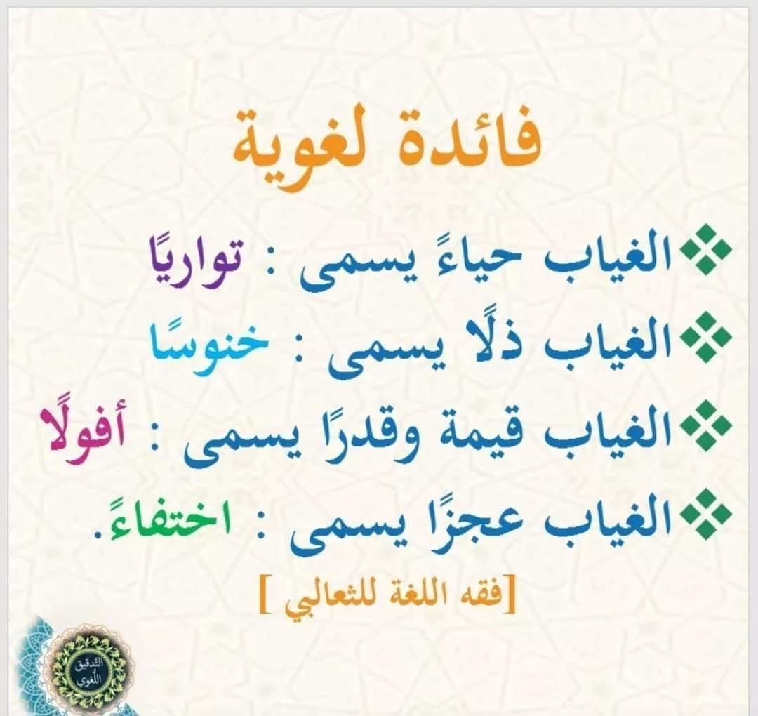 Pin By Einas Alhamwi On لغة عربية Learn Arabic Language Learning Arabic Arabic