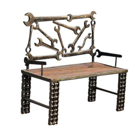 Upcycled Garden Furniture Ideas by Recycled Salvage Design http ...