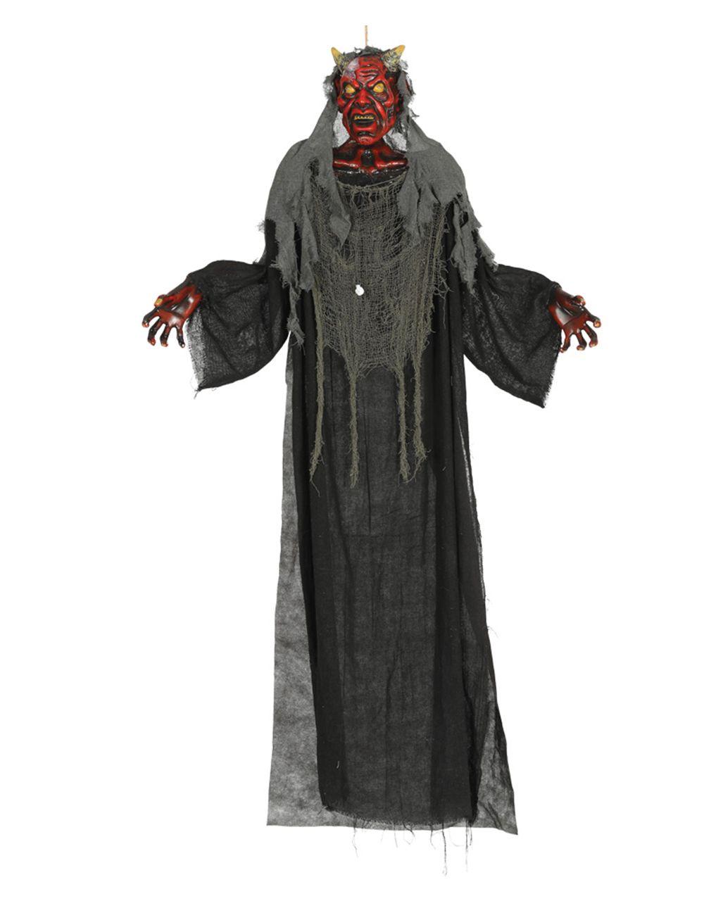 Halloween Deko Shopch.Teufel Mit Licht Ton 150 Cm Halloween Deko Horror Shop Com Halloween Deko Figuren Halloween Deko Horror Halloween Deko