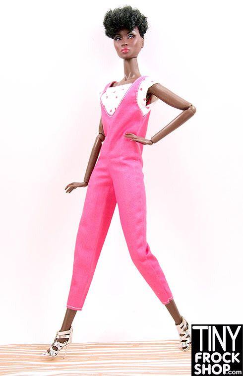Barbie I Heart Jumpsuit