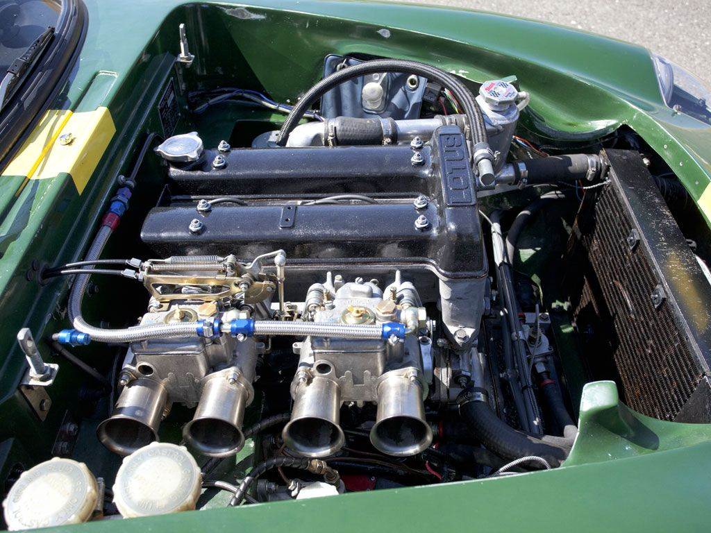 1964 Lotus Elan 26R/1/50 | Lotus elan, Lotus and Engine
