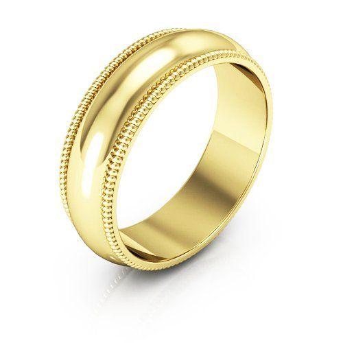 14k Gold Milgrain Wedding Bands Gold Wedding Bands Elegant Etsy Milgrain Wedding Bands Gold Wedding Band Wedding Bands