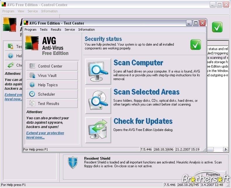 Avg antivirus 8 0 serial expires year 2018 clean brass