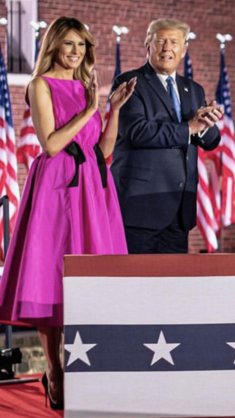 Pin On Melania Trump First Lady