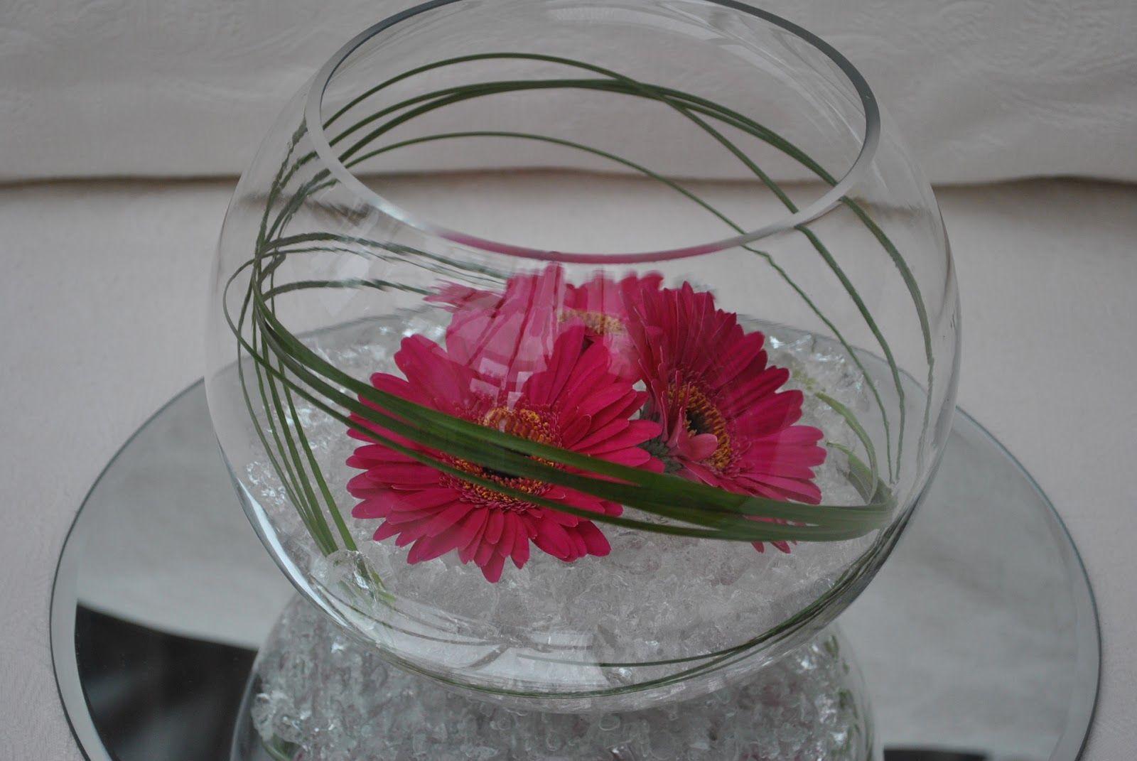 Glass bowl table decorations decorative design