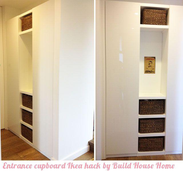 placard entr e ikea s paration entr e pinterest placard entr e placard et ikea. Black Bedroom Furniture Sets. Home Design Ideas