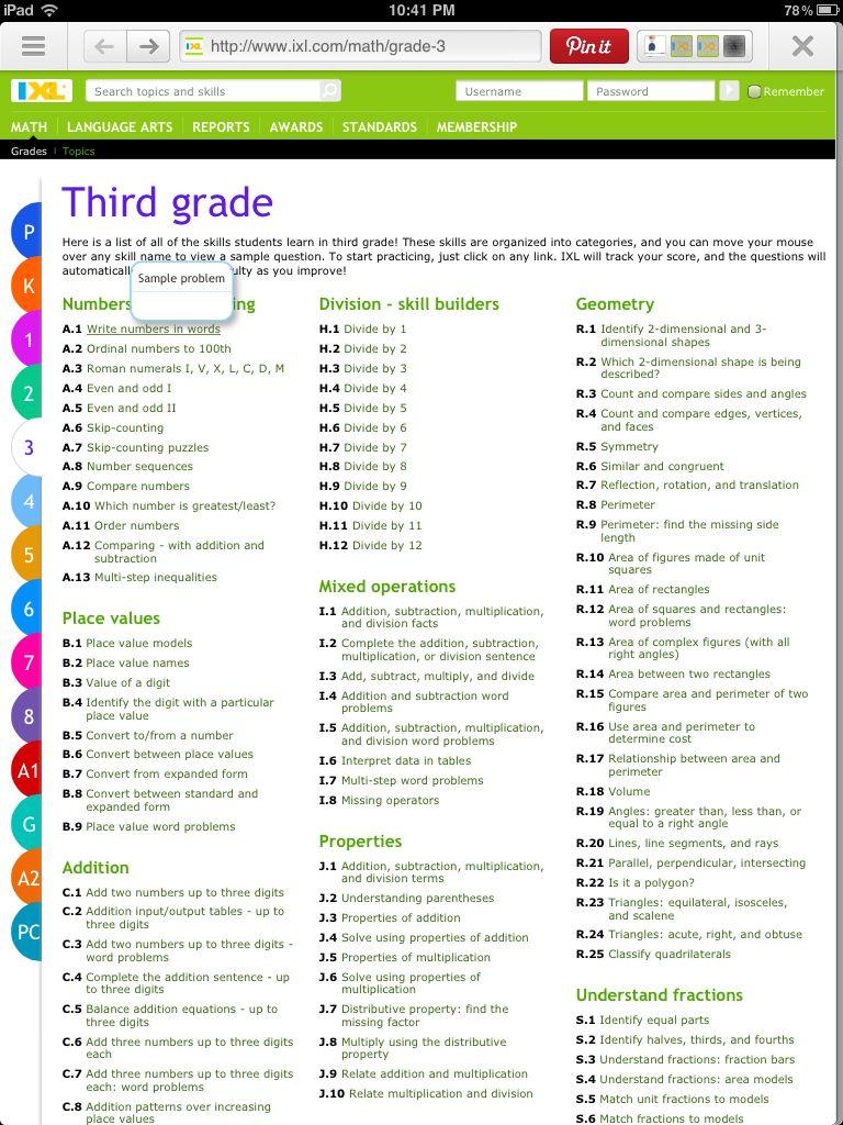 ixl.com 3rd grade - ixl.com fractions 3rd grade